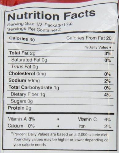 Ocean-Snack-Roasted-Seaweed-035-Ounce-Pack-of-21-0-0