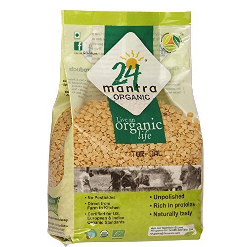 Organic-Toor-Dal-Organic-Split-Pigeon-Peas-Toor-Dal–USDA-Certified-Organic–European-Union-Certified-Organic–Pesticides-Free–Adulteration-Free–Sodium-Free-4-Lbs-24-Mantra-Organic-0