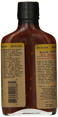 Pain-is-Good-Batch-218-Louisiana-Style-Hot-Sauce-75-Ounce-0-1