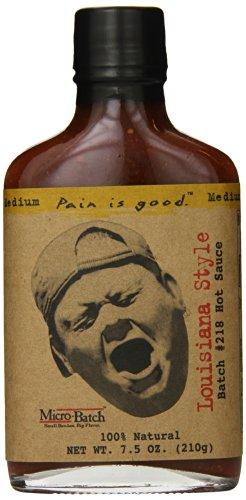 Pain-is-Good-Batch-218-Louisiana-Style-Hot-Sauce-75-Ounce-0