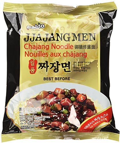 Paldo-Jjajangmen-Chajang-Noodle-Vegan-No-MSG-4-pack-0