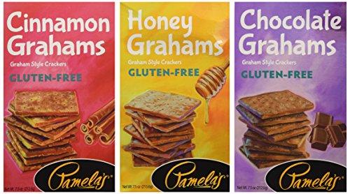 Pamelas-Gluten-Free-Graham-Crackers-Variety-Pack-Chocolatecinnamonhoney-0