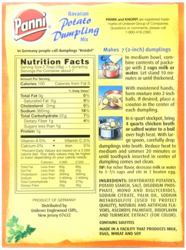 Panni-Bavarian-Potato-Dumpling-Mix-688-Ounce-Boxes-Pack-of-12-0-0