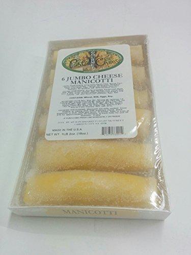 PastaCheese-Fresh-Jumbo-Cheese-Manicotti-18-Ounce-Pack-of-3-0