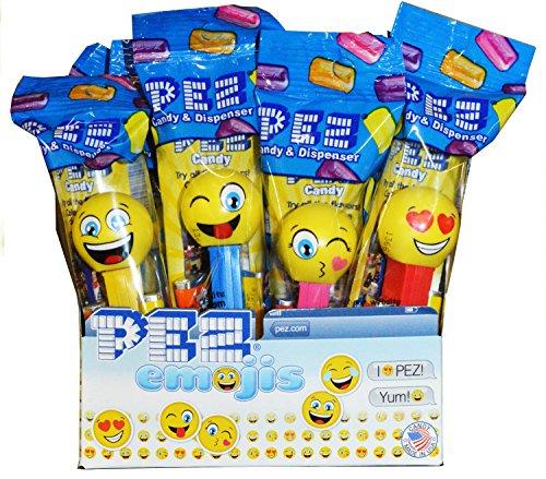 Pez-Emoji-Candy-Dispensers-Pack-of-12-0