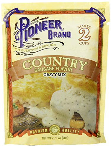 Pioneer-Country-Sausage-Gravy-Mix-275-Ounce-Pack-of-12-0