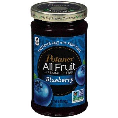 Polaner-All-Fruit-Blueberry-Spreadable-Fruit-10-oz-Pack-of-12-0