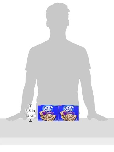 Pop-Tarts-Toaster-Pastries-Frosted-Hot-Fudge-Sundae-12-Count-Packages-Pack-of-4-0-0