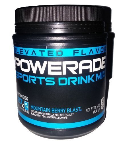 Powerade-Sports-Drink-Mix-Mountain-Berry-Blast-Sports-Drink-Powder-Mix-196oz-Makes-25-Gallons-by-NA-0