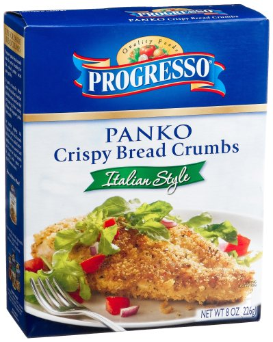 Progresso-Italian-Panko-Style-Breadcrumbs-8-Ounce-Canister-Pack-of-12-0-0