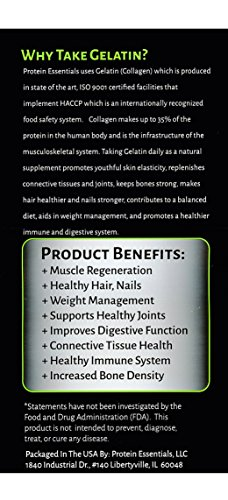 Protein-Essentials-Pasture-Raised-Gelatin-Beef-Grass-Fed-IBS-Acid-Reflux-For-Hair-Nails-Skin-Care-Bone-Density-Joint-Relief-0-0