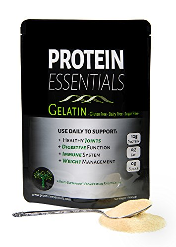 Protein-Essentials-Pasture-Raised-Gelatin-Beef-Grass-Fed-IBS-Acid-Reflux-For-Hair-Nails-Skin-Care-Bone-Density-Joint-Relief-0