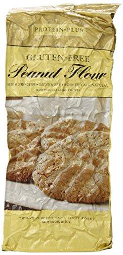 Protein-Plus-Roasted-All-Natural-Peanut-Flour-32-oz-907-g-0