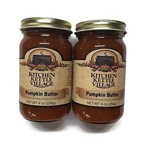 Pumpkin-Butter-Kitchen-Kettle-Village-Amish-Made-9-Oz-Jars-Pack-of-2-0