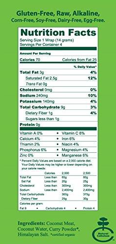 Pure-Wraps-Paleo-Coconut-Wraps-Curry-Flavor-0-1