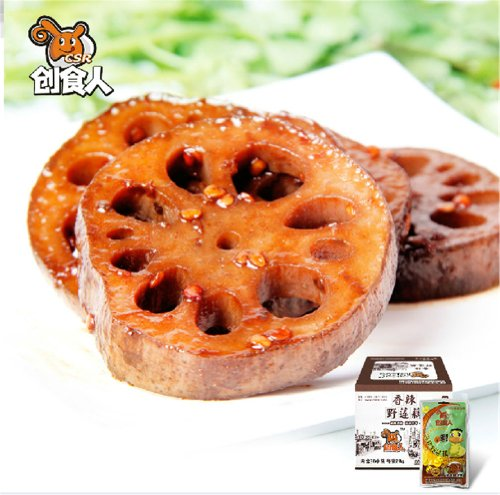 Qyz-Chinese-Hu-Bei-Special-Leisure-Snack-Food-Spicy-Halide-Lotus-Root840g-0