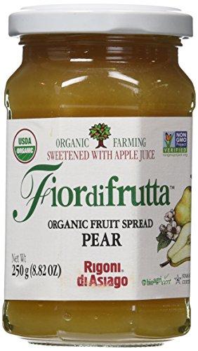 Rigoni-di-Asiago-Fiordifrutta-Organic-Fruit-Spread-Pear-882-Ounce-0
