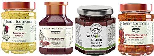 Robert-Rothschild-Variety-4-Pack-Mustards-Dips-Glazes-0