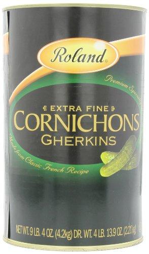 Roland-Cornichons-Gherkins-Extra-Fine-148-Ounce-0