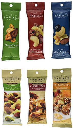 Sahale-Snacks-All-Natural-Nut-Blends-Grab-And-Go-Variety-Pack-15-oz-x-12-Packs-with-2-x-2-Snack-Clips-0-0
