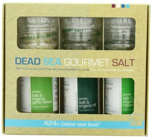Salt-424-Three-Grinder-Pack-100-Organic-Salts-Rosemary-Dill-and-Garlic-2511-Ounce-0