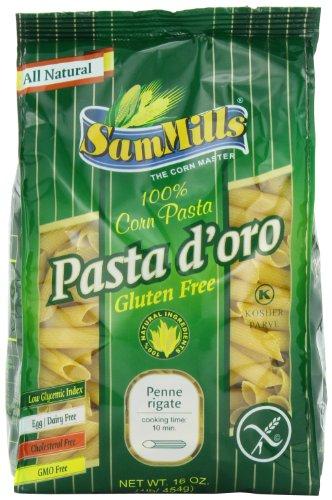 Sam-Mills-Pasta-DOro-Gluten-Free-Penne-Rigate-1-Pound-Pack-of-6-0