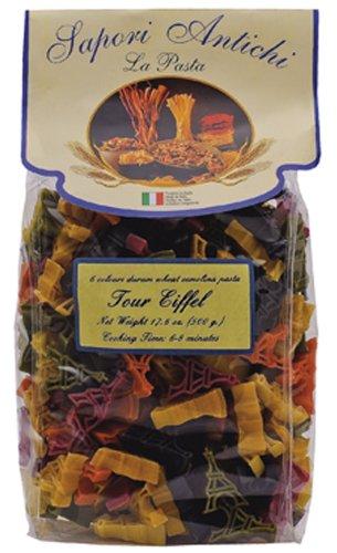 Sapori-Antichi-Pasta-Multicolor-Eiffel-Tower-176-Ounce-0