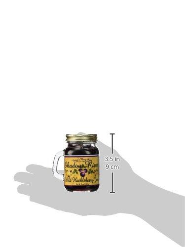 Shadow-River-Wild-Huckleberry-Gourmet-Jam-5oz-Shaker-Jar-Pack-of-2-0-1