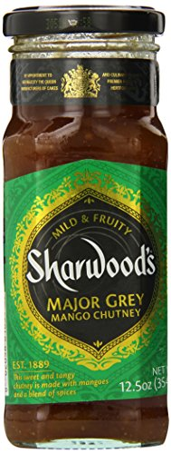 Sharwoods-Mango-Chutney-Ff-Major-Grey-125-Ounce-Pack-of-6-0