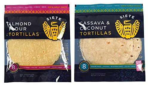 Siete-Paleo-Tortillas-Sampler-Pack-Almond-Flour-Cassava-Coconut-8-count-2-packs-total-0