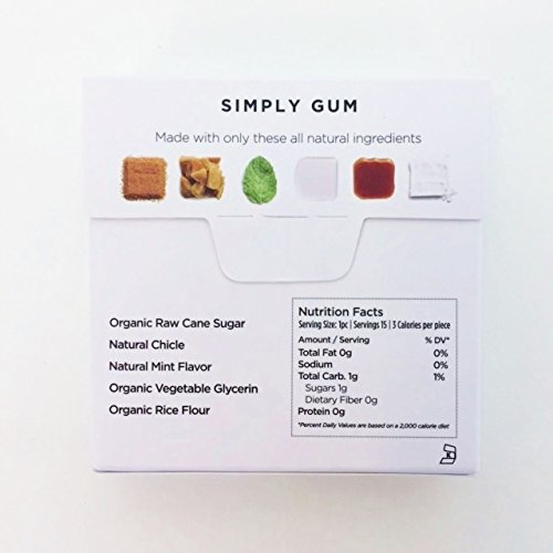 Simply-Gum-Mint-Natural-Chewing-Gum-6-Pack-90-Pieces-0-0