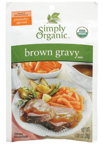 Simply-Organic-Brown-Gravy-Seasoning-Mix-Certified-Organic-1-Ounce-Packets-Pack-of-12-0-1