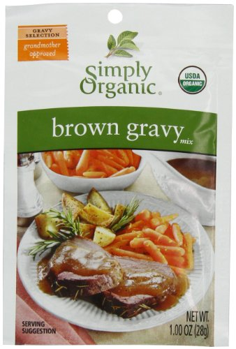 Simply-Organic-Brown-Gravy-Seasoning-Mix-Certified-Organic-1-Ounce-Packets-Pack-of-12-0