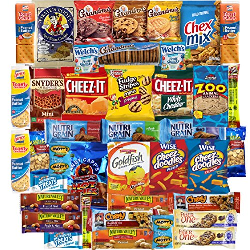 Snacks-Care-Package-Gift-40-Count-0