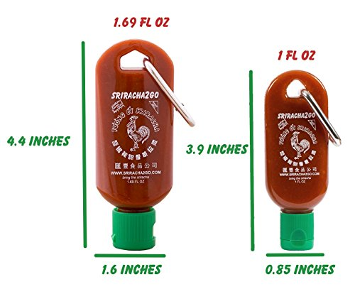Sriracha-Mini-Keychain-Combo-Pack-169oz-Original-Sriracha2Go-and-1oz-Mini-S2G-Shipped-Empty-0-0