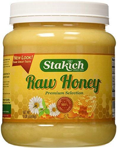 Stakich-RAW-HONEY-5-LB-Pure-Unprocessed-Unheated-KOSHER-0