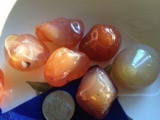 Stone-set-Take-back-your-life-Ravenz-roost-stones-with-a-velour-pouch-and-info-card-on-crystal-clearing-0