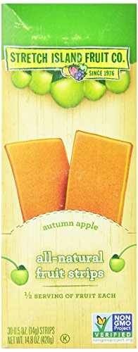 Stretch-Island-All-Natural-Autumn-Apple-Fruit-Strips-05-Ounce-Bars-Pack-of-30-0