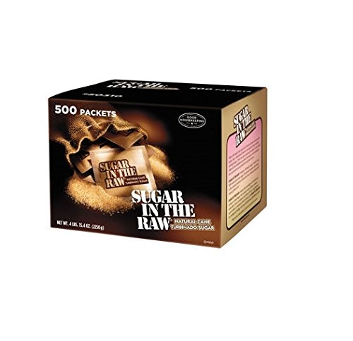 Sugar-in-the-Raw-Raw-Sugar-Natural-Cane-Turbinado-from-Hawaii-Box-of-1000-packets-0