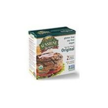 Sunshine-Organic-Quarter-Pound-Original-Burger-8-Ounce-2-per-pack-12-packs-per-case-0