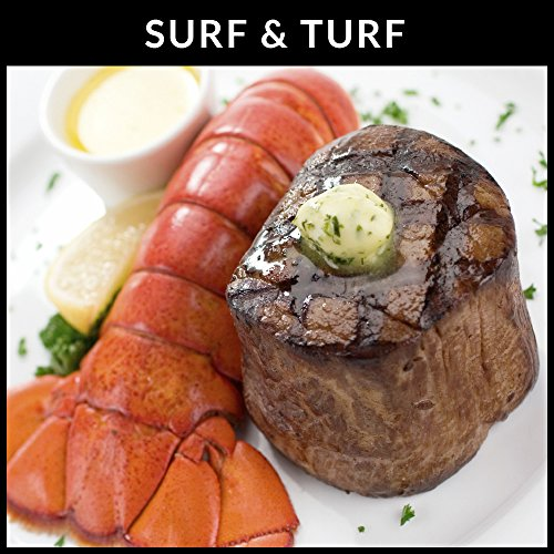 Surf-Turf-2-6oz-Filet-Mignons-and-2-6oz-Cold-Water-Lobster-Tails-Steak-Delivered-0-0