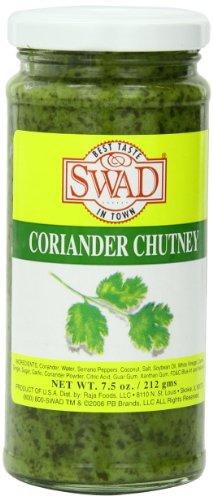 Swad-Coriander-Chutney-75-Ounce-0