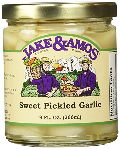 Sweet-Pickled-Garlic-2-Jars-Jake-and-Amos-0