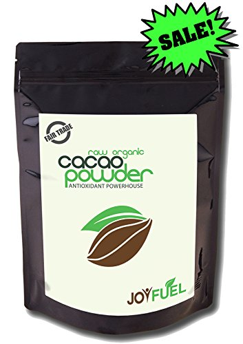 The-Best-Organic-Raw-Cacao-Powder-Rich-Dark-Chocolate-Taste-Energy-and-Happiness-Booster-FREE-e-Recipe-Book-Included-Fair-Trade-Super-Food-Highest-Amount-of-Antioxidants-Source-of-Magnesium-Iron-Fiber-0
