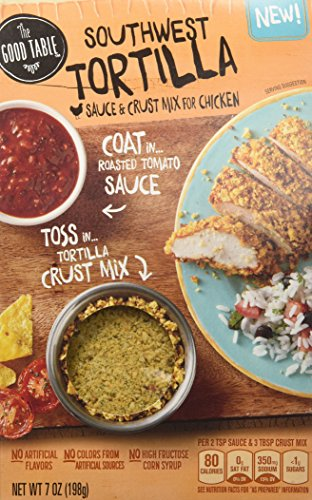 The-Good-Table-Southwest-Tortilla-Crusted-Chicken-7-Ounce-Pack-of-8-0