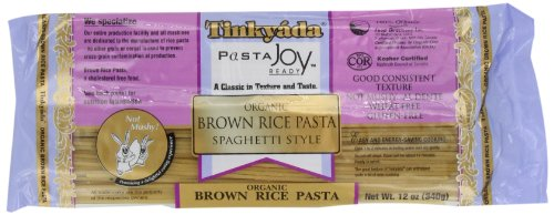Tinkyada-Brown-Rice-Pasta-Spaghetti-Organic-12-Ounce-Pack-of-6-0
