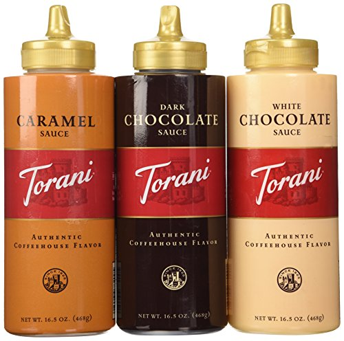 Torani-Sauce-3-Pack-Chocolate-Caramel-White-Chocolate-165-Oz-with-NEW-Packaging-0