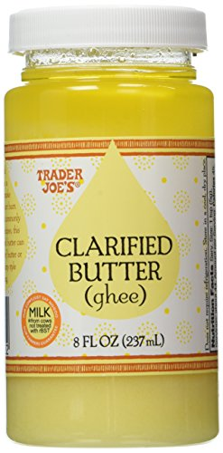 Trader-Joes-Clarified-Butter-Ghee-2-8-oz-Jars-0