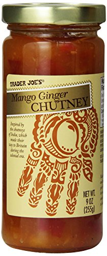 Trader-Joes-Mango-Ginger-Gourmet-Chutney-Inspired-By-the-Chutneys-of-India-Great-on-Sandwiches-Hot-or-Cold-Meats-0