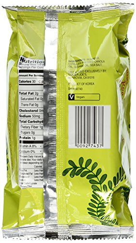 Trader-Joes-Roasted-Seaweed-Snack-Net-Wt-04-oz113gper-pack-Pack-of-6-0-1